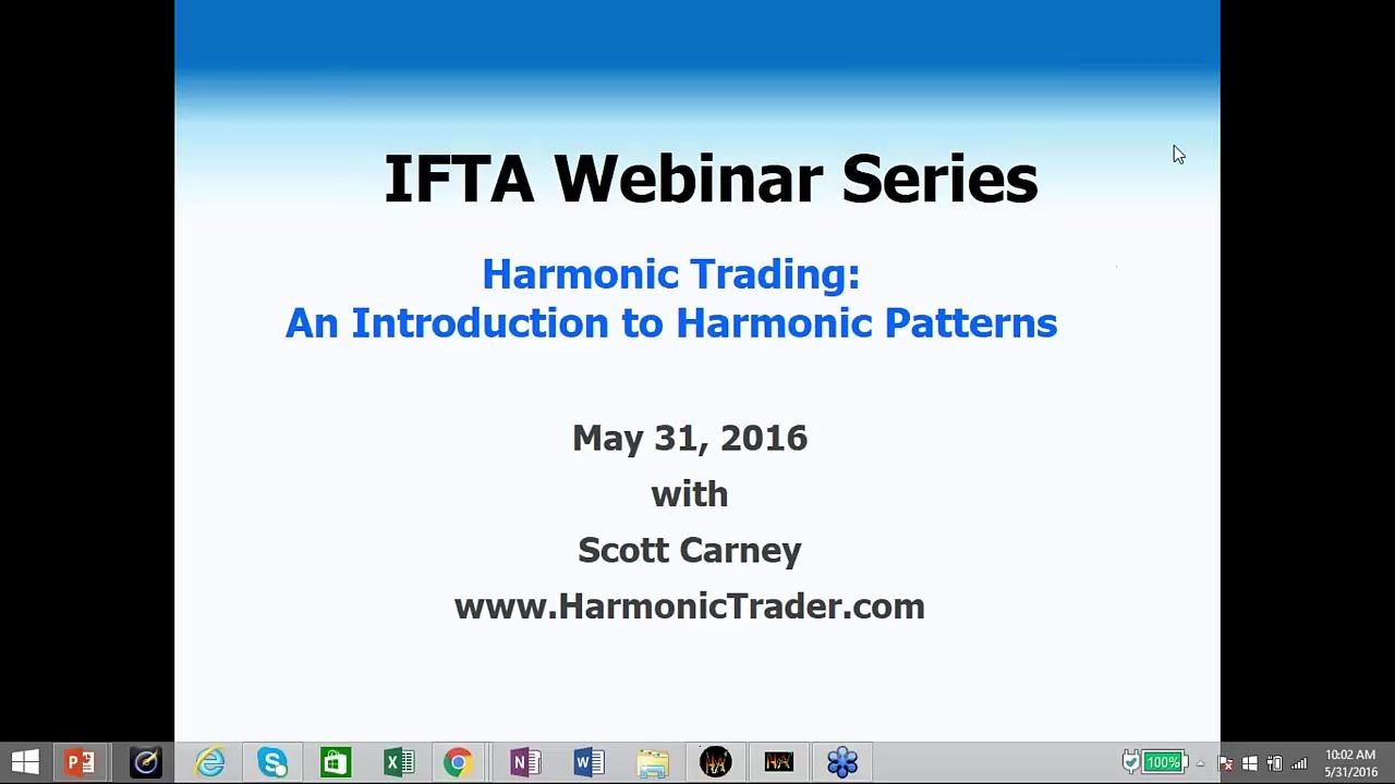 Harmonic Trading: An Introduction to Harmonic Patterns – IFTA
